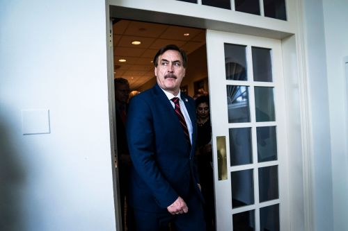Mike Lindell's social media site Frank was supposed to launch Monday morning, but errors are making it impossible to access