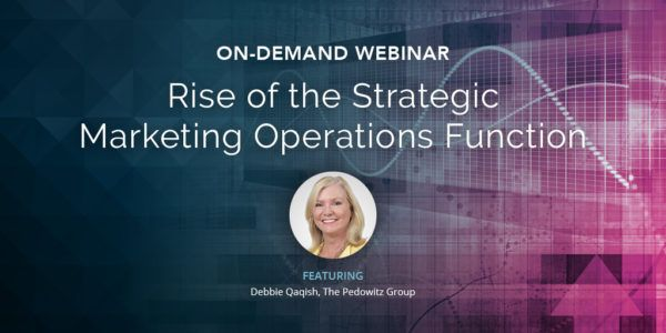 How to Overcome 3 Major Challenges with Strategic Marketing Operations