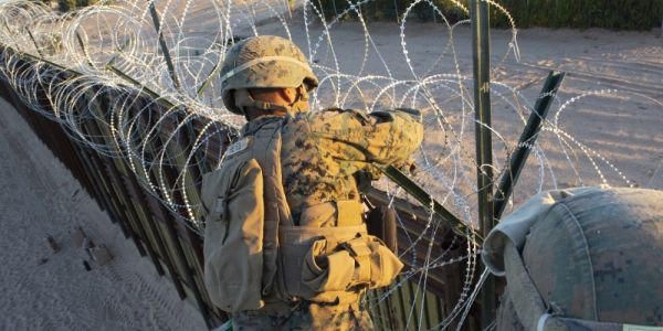 The Marine Corps' top general says Trump's deployments to US-Mexico border are hurting combat readiness