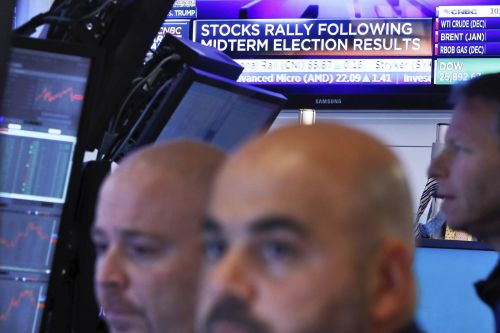 Here's what Wall Street is saying about the midterm election results