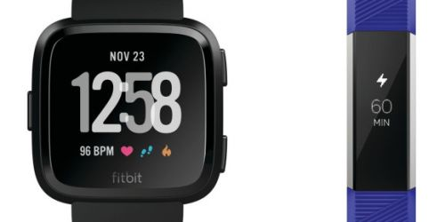 Fitbit's second smartwatch and first wearable for kids, the Versa and Ace, go on sale in Q2 2018