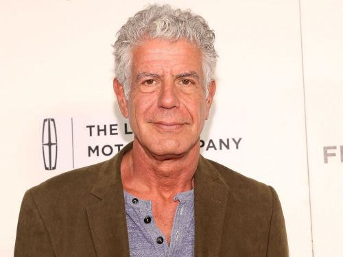 Anthony Bourdain bought a painting with a chilling title days before his death, and the artist is devastated