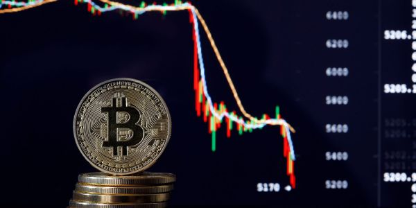 Bitcoin slips 4% as rally stalls just shy of $60,000 resistance level