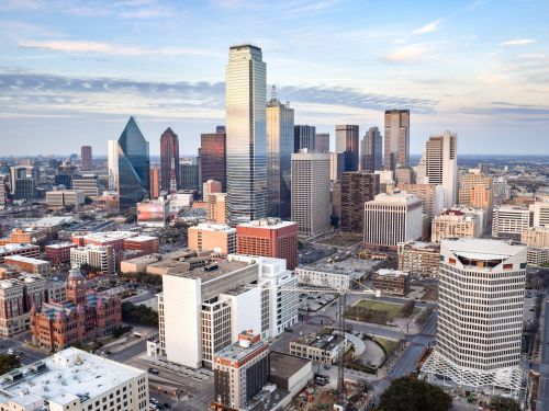 Inside Dallas' booming real estate market, where West and East Coast transplants are bidding furiously over homes and paying all cash