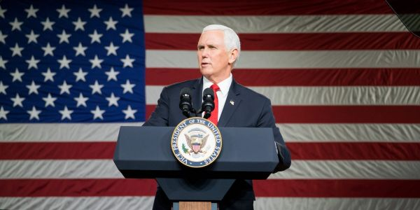 Mike Pence to publish an autobiography in 2023 that will take readers through his time as Trump's vice president