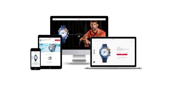 Swiss watchmaker Omega joins the ecommerce bandwagon