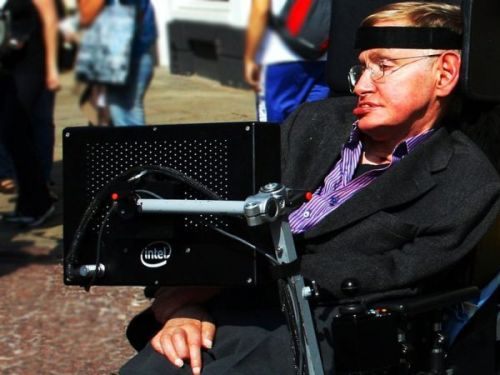 Stephen Hawking, Physicist, Denouncing Liberal 'Junk Science' On His Death Bed Is Fake News