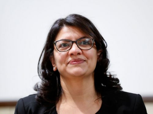 Rashida Tlaib criticized a Florida official who said she might 'blow up Capitol Hill'