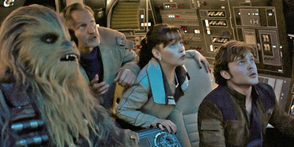 7 questions we have after seeing 'Solo: A Star Wars Story'