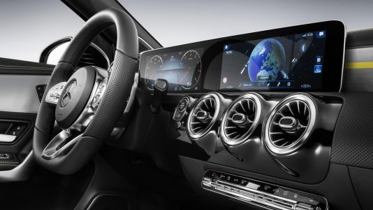 Smart Styling, Smarter Cockpit: Debut of Mercedes-Benz A-Class with NVIDIA-Powered AI and 3D Graphics