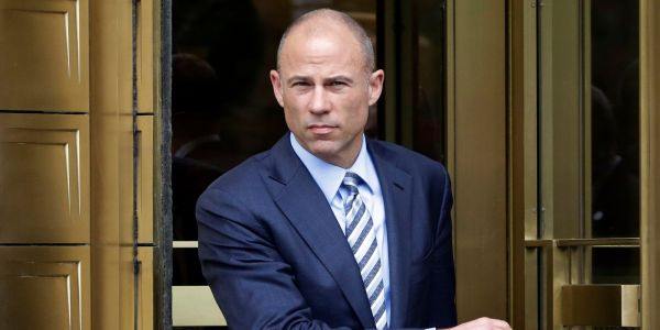 Michael Avenatti must pay nearly $5 million to an ex-colleague as his law firm is evicted from its California offices