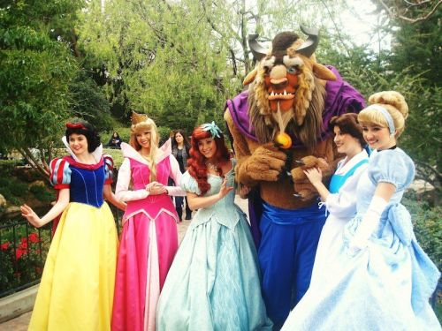 There are only 7 Disney characters you need to meet at the park - here's where to find them