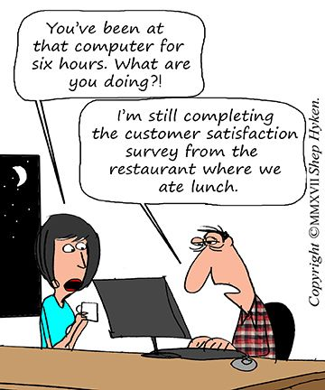 How To Get More Customers To Take Your Surveys