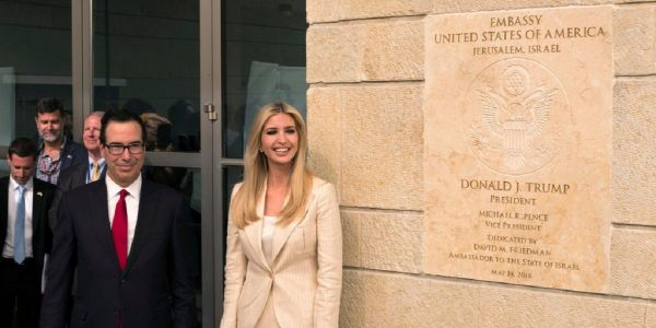 The new US Embassy in Jerusalem will cost nearly 100 times more than what Trump said