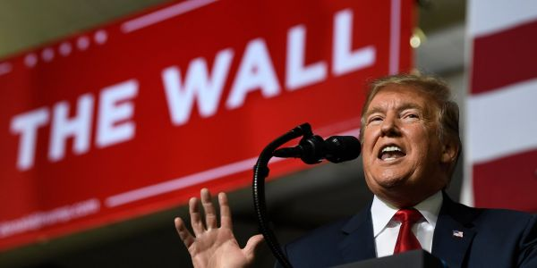 Trump's staunchest allies are already bashing the 'garbage' bipartisan border deal that could stave off another government shutdown