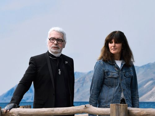 Meet Virginie Viard, the designer taking Karl Lagerfeld's place at Chanel who has been by his side since she was an intern there