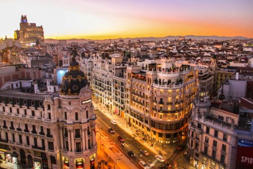 Madrid Experiences Record-Breaking Hotel Performance for October 2018