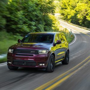 The Beast In Me - 2018 Dodge Durango SRT