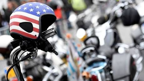 Trump threatens EU with retaliation over 'unfair' tariffs on Harley-Davidson