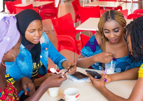 The Next WeChat? Humaniq app as a service-hub for Africa's entrepreneurs