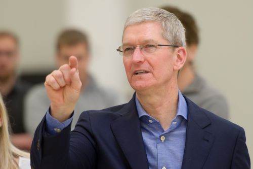 Apple CEO Tim Cook urges college grads to 'push back' against algorithms that promote the 'things you already know, believe, or like'