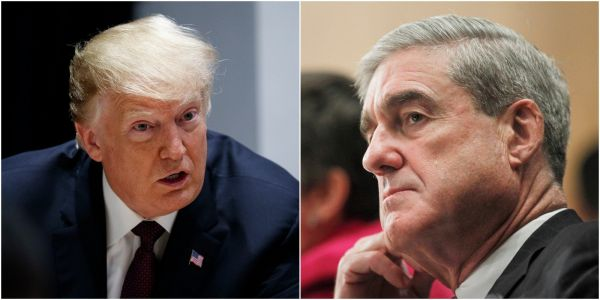 Trump says he'll deliver answers to Mueller questions next week