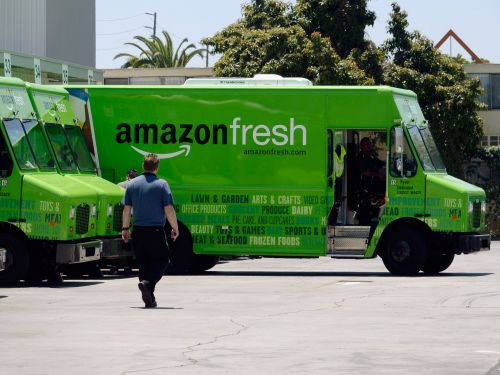 Amazon just opened up ads within its Instacart-killer AmazonFresh to win over big packaged goods brands