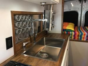 Van life: My 80-square-foot solution to the Bay Area housing crisis