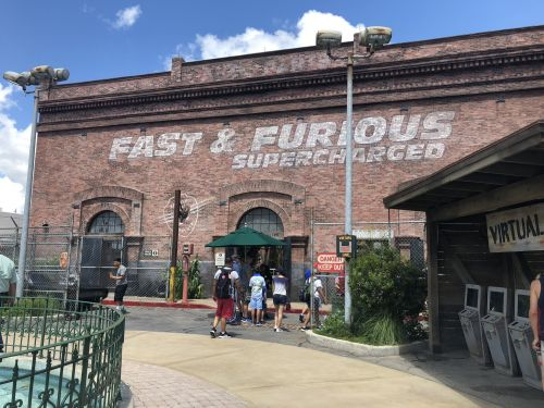 25 details you may miss while riding the 'Fast and Furious' ride at Universal Studios
