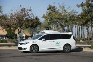 Waymo One, the first commercial robotaxi service, is now picking up passengers in Arizona