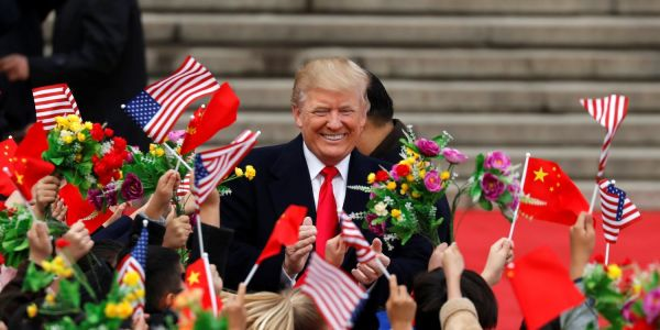 Trump's trade war with China is heating up