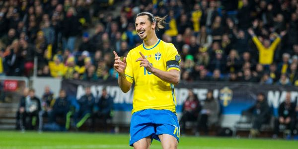 Zlatan Ibrahimovic, a soccer star who once compared himself to God, is coming to MLS