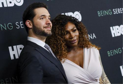 Reddit cofounder Alexis Ohanian explains why 'shutting down' with family and 'The Golden Girls' is important to Serena Williams' success