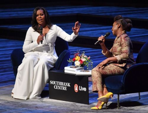 Not Just 'Lean In:' Michelle Obama Busted Another Myth About Working Women on Her 'Becoming' Book Tour