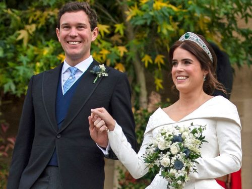Yet another royal wedding: 5 memorable moments from Princess Eugenie's big day