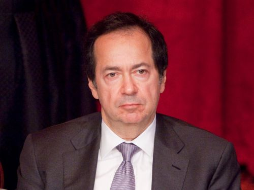 Billionaire John Paulson may turn his hedge fund into a family office