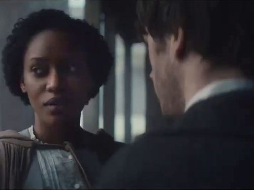Ancestry.com apologized for a commercial featuring what appears to be an enslaved black woman running away with a white man