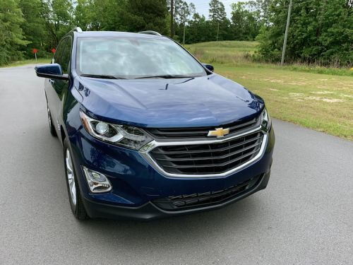 Out and About With the Chevrolet Equinox