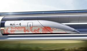 LA hyperloop company lands first deal in China