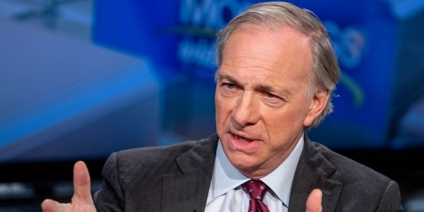 Ray Dalio warns of a a 'great sag' in the global business cycle, and central banks can't do much to stop it