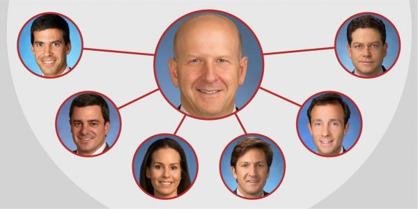 We asked more than a dozen Goldman Sachs insiders about the key players under incoming CEO David Solomon - here's who they say is in and out