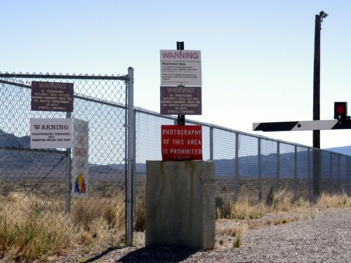 'No little green men here': How Area 51 became ground zero for UFO and alien sightings