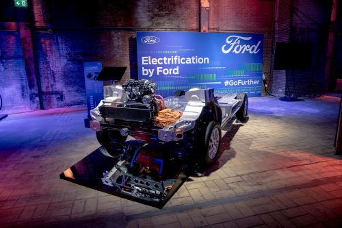 Ford's electrified vision for Europe includes its Mustang-inspired SUV and a lot of hybrids