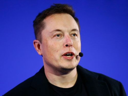 Musk hints at Tesla interest in Daimler van