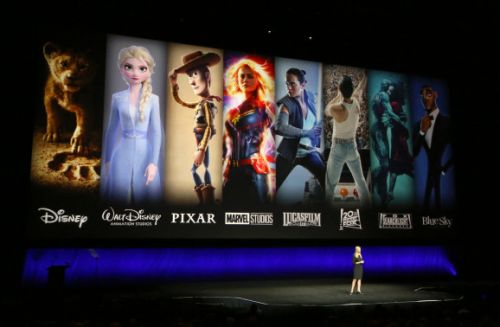 Disney+ opens up a new front in the Streaming Wars