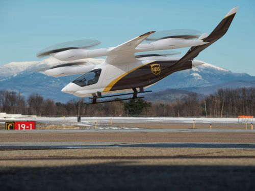 UPS is splashing out for 10 futuristic electric aircraft that could revolutionize package delivery. Here's how the investment could give the company a competitive leg up