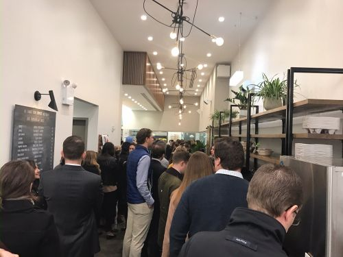 Sweetgreen, Just Salad, and Chopt are being swarmed with customers - and people are blaming New Year's resolutions