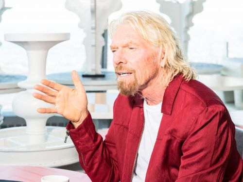 Richard Branson reveals how his new adults-only cruise line Virgin Voyages is going to turn the cruise industry upside down