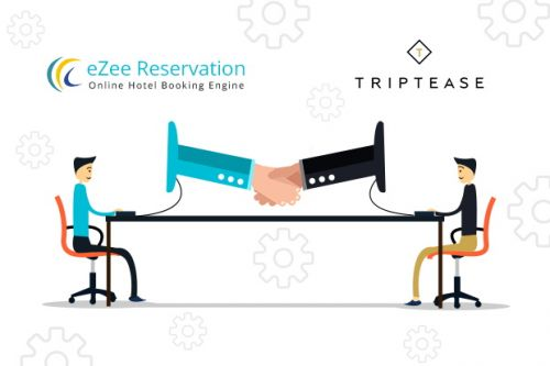 EZee Integrates Their Booking Engine With the Smart Solutions of Triptease