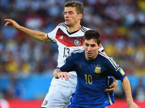 Why Thomas Müller, and not Lionel Messi or Cristiano Ronaldo, could be the star of the World Cup